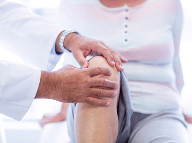 Whats the best option for knee osteoarthritis pain